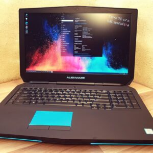 herní luxusní notebook Alienware 17 R3
